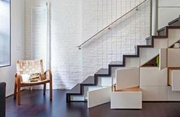 合抱木裝修學堂-裝修公司來解答:應如何裝修復式樓梯?