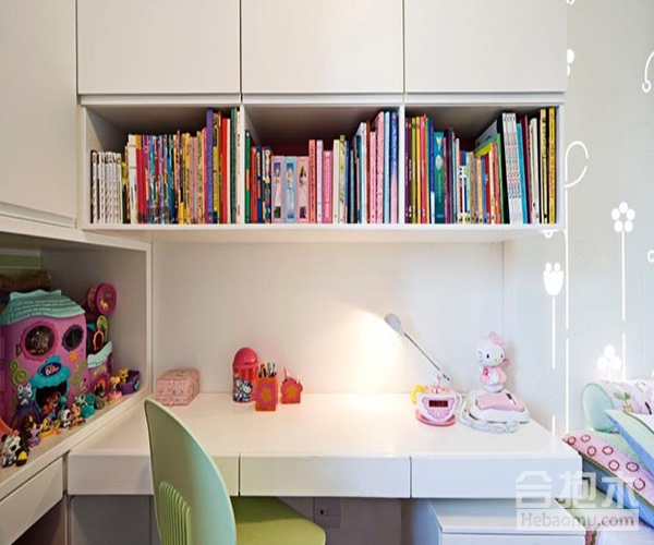 廣州裝修公司為您介紹書房家具擺放要點