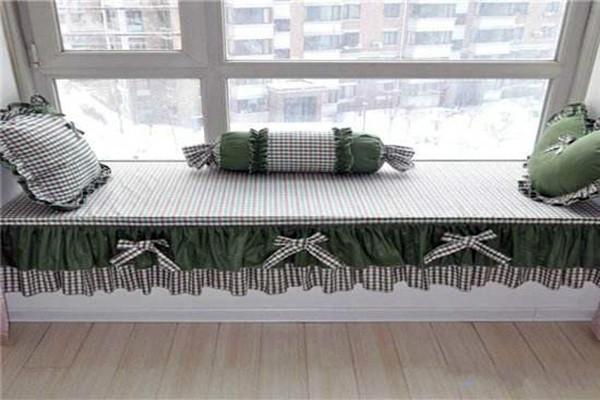 飘窗垫有哪些材质 飘窗垫材质大全