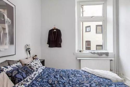 清新简约范儿北欧风公寓
