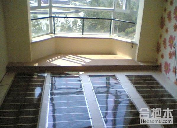 家装供暖:电热膜