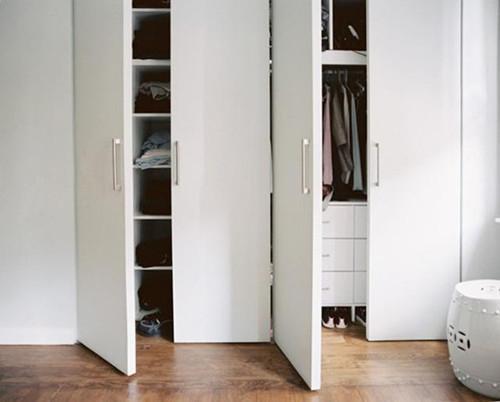 衣柜选平开门还是推拉门好