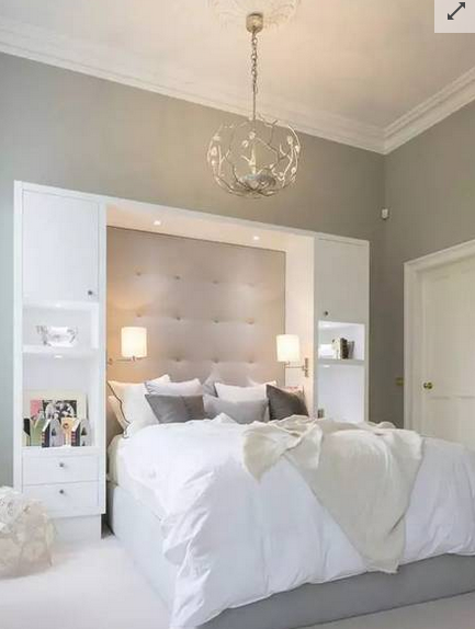 这十个创意小床头 让家美得不像话