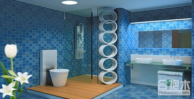 【卫浴间装修】像样板间一样的卫浴间是如何打造的?