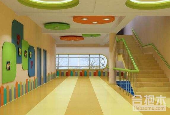 幼儿园装修地板精选,快乐从脚底升起