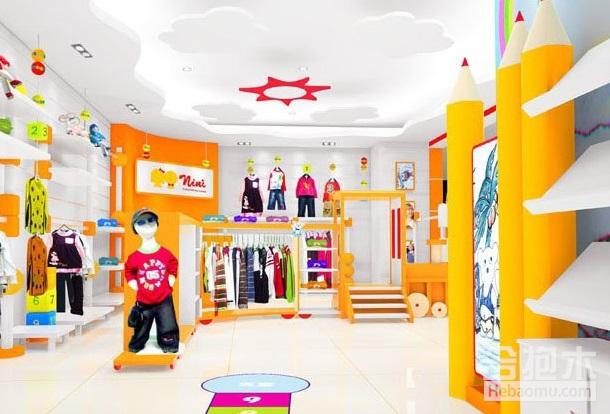 童装店如何装修更吸引客流?装修公司超实用经验分享