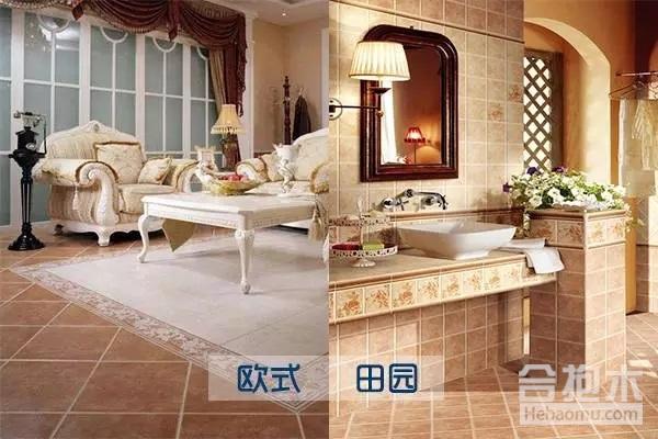 【装修公司】仿古砖好不好,仿古砖如何铺设最美观?