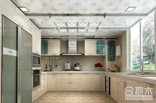 家装厨卫吊顶各种材料优缺点,合抱木为您分析