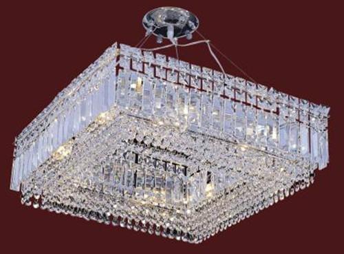 水晶灯饰选购标准 水晶灯饰清洁方法