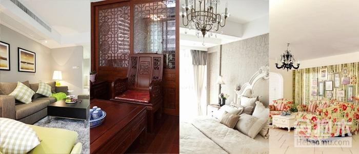 你最适合什么样的家装风格?做完这道测试题就知道了