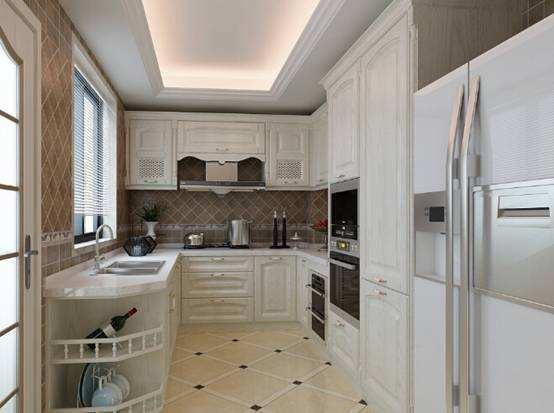 28条厨房实用装修经验总结 看完再装不后悔!