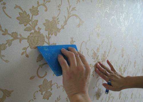 贴墙纸的7个步骤 教你轻松搞定
