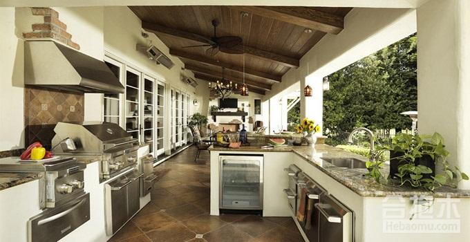 【裝修公司】陽臺改造廚房需要什么條件?陽臺改造廚房注意事項