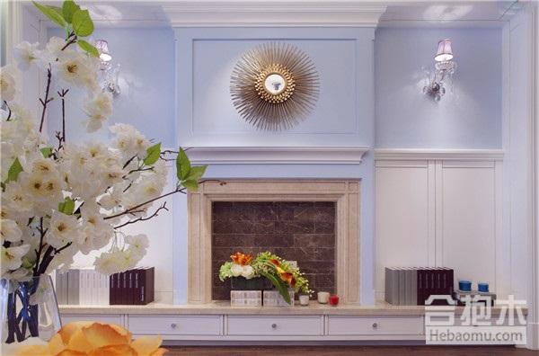 案例:欧式风格房子装修为何流行?有飘窗真好!
