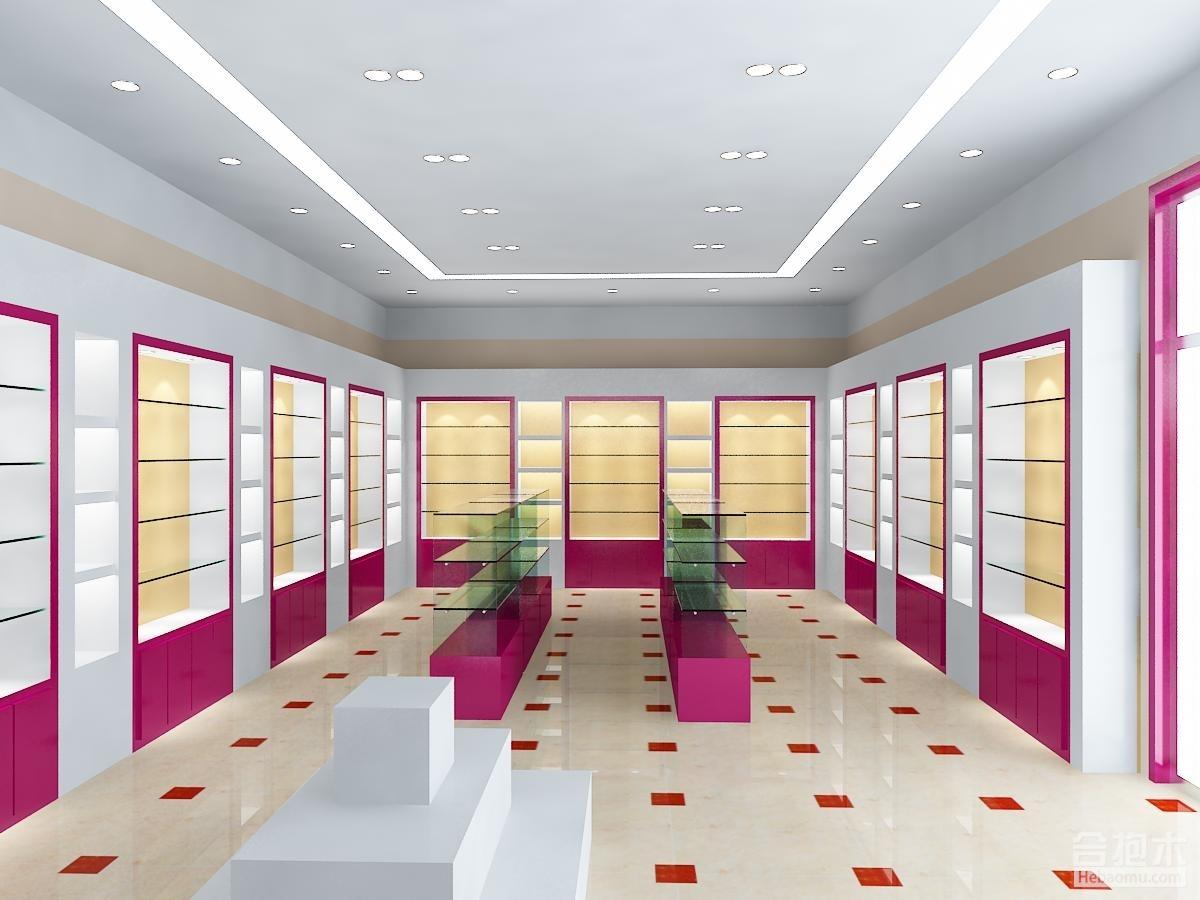 饰品店装修之灯光设计图片