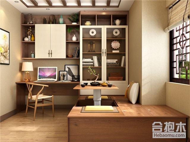 家居 设计 书房 装修 640_479