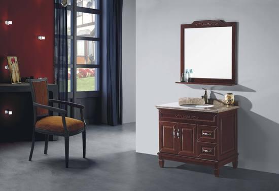 橡木浴室柜四大优点