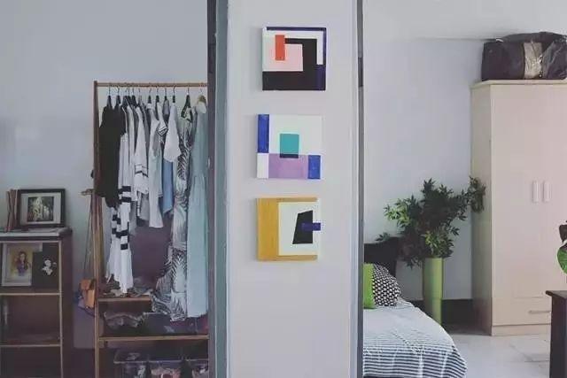 两名90后美女花3000元超强改造80㎡出租房