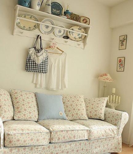 小空间合理布局 11款小户型客厅装修设计