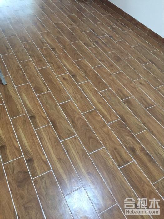 地板砖美缝重要吗?为啥他家木地板换成木纹砖后想拆?