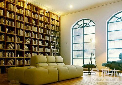 【广州装修公司】书房装修小窍门,让孩子爱上学习