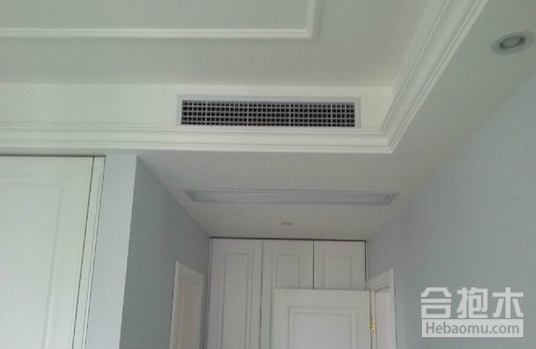 家装供暖:家用中央空调