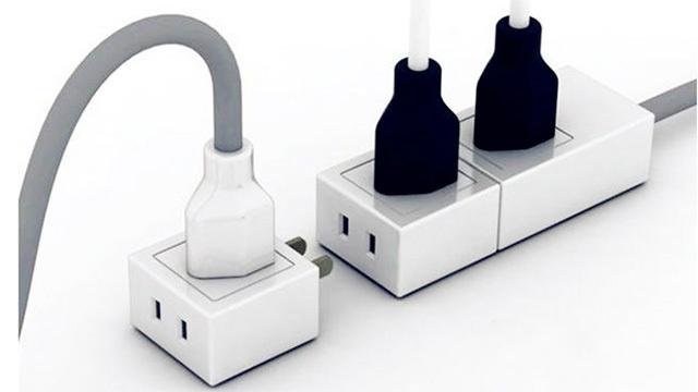 电源插头少装用拖线板≠方便