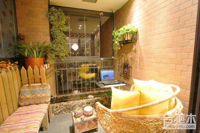 入户花园四大装修灵感,小空间装出大创意