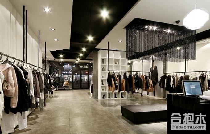 服裝店該怎么裝修?服裝店裝修小知識