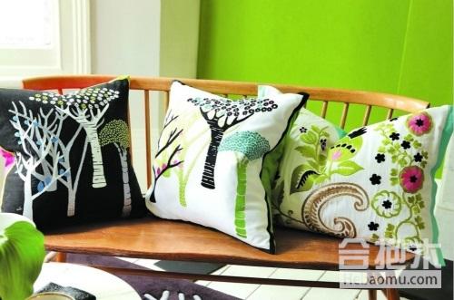 家庭抱枕选购要点,居家生活更方便