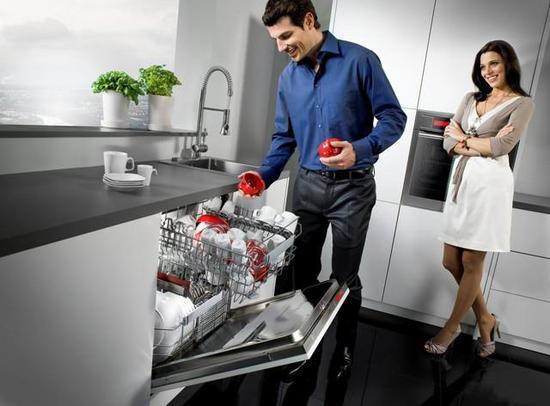 洗碗机会不会太耗水电