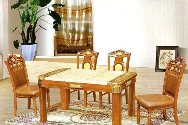 家庭餐桌的种类有哪些 家庭餐桌如何选购与保养