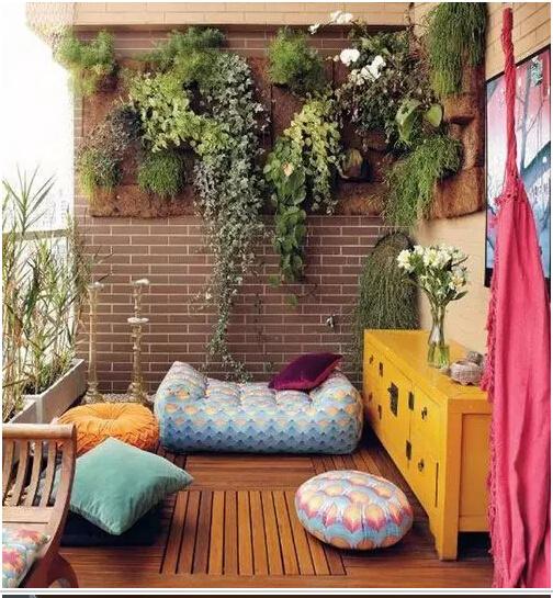 这样打造,让阳台成为自己专属的空中花园!