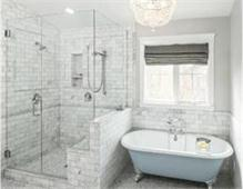 合抱木装修学堂-装淋浴间PK挂浴帘,你选哪一个?
