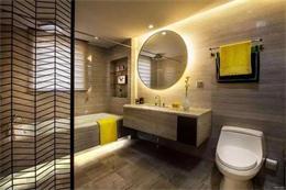 合抱木装修学堂-浴室灯选择和保养技巧,让卫浴间更敞亮