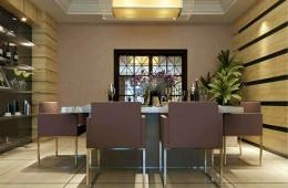 合抱木家居资讯-【亿博国际网站公司】餐厅布置有哪些风水知识?餐厅也影响家庭运势