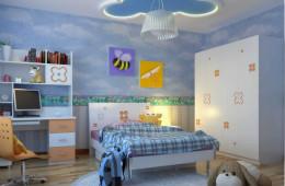 合抱木家居资讯-儿童房不宜放置这些家饰,你都知道吗?