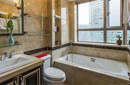 合抱木装修学堂-卫浴间装修关键五步走,细节提升生活舒适度