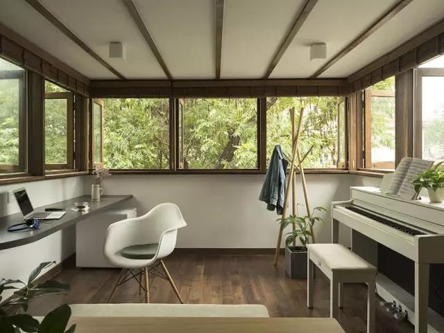 合抱木家居資訊-38㎡老式公房改造 房子雖小但精致著呢