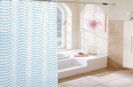合抱木裝修學堂-南沙裝修公司為您介紹浴室裝修浴簾選購技巧