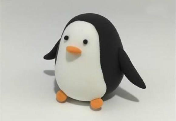 合抱木家居資訊-超輕粘土企鵝教程 教你DIY超可愛的小企鵝