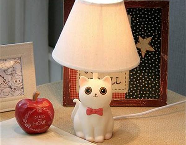 合抱木家居資訊-八款兒童臺燈 照亮一方童趣天地