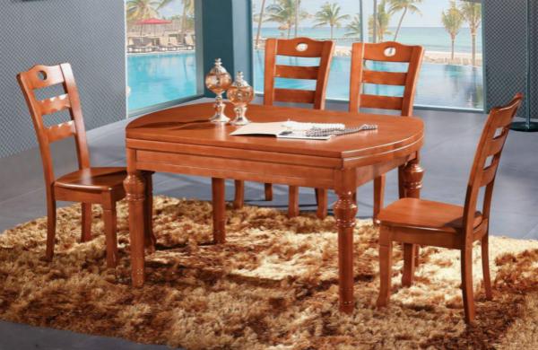 合抱木家居資訊-家庭餐桌的種類有哪些 家庭餐桌如何選購與保養
