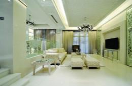 合抱木家装知识-长方形客厅怎么装修?长方形客厅装修要点