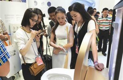 合抱木家居资讯-匠心独运 创造品质生活——第22届上海国际厨卫展印象