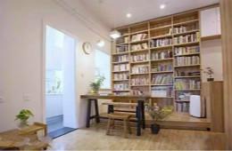 合抱木装修流程-【装修公司】日式风格小户型学区房,多功能餐厅还能改造出图书馆!