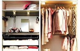 """合抱木装修学堂-了不起的小配件,让你的衣柜""""大""""有作为"""