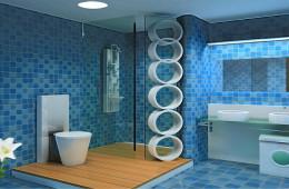 合抱木装修学堂-【卫浴间装修】像样板间一样的卫浴间是如何打造的?
