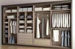 合抱木装修学堂-设计师教你衣柜正确布局,衣物收纳更有条理