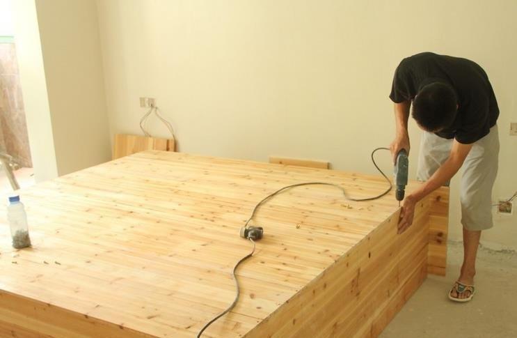 合抱木裝修學堂-【裝修公司】裝修房屋時木工進場及木工裝修流程